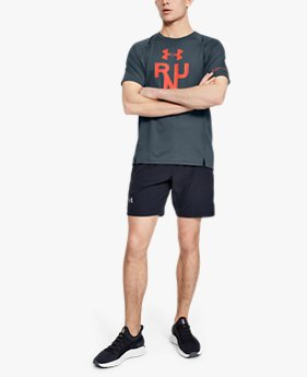 Men's UA Qualifier Glare Short Sleeve