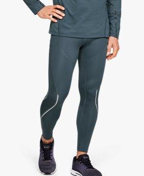 Legging UA RUSH™ ColdGear® Run pour homme