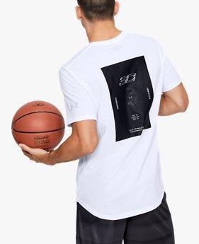 UA SC30 エボリューション ショートスリーブ Tシャツ(バスケットボール/Tシャツ/MEN)