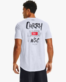Men's SC30 Stack Logo Short Sleeve T-Shirt