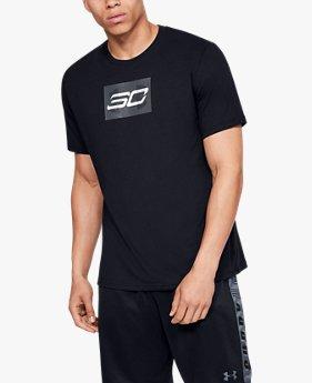Men's SC30 Overlay Short Sleeve T-Shirt