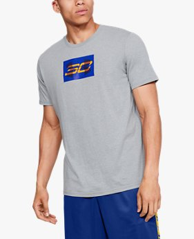 Men's SC30 Overlay Short Sleeve T-Shirt