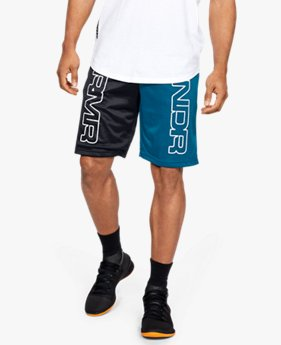 Men's UA Baseline Court Shorts
