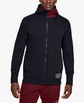 Men's UA Baseline Fleece Full Zip