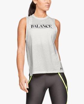 Women's UA Balance Graphic Muscle Tank