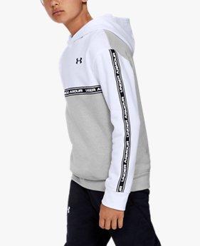 Sudadera con capucha UA Sportstyle Fleece para niño