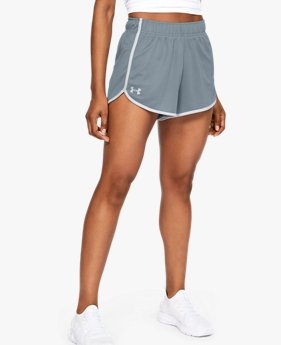 Women's UA Tech™ Mesh 8 cm Shorts