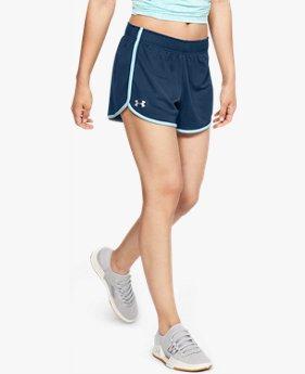 "Celana Panjang UA Tech™ Mesh 3"" untuk Wanita"