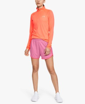 "Women's UA Tech™ Mesh 5"" Shorts"