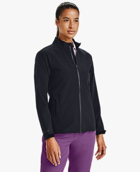 Women's UA Golf Rain Jacket