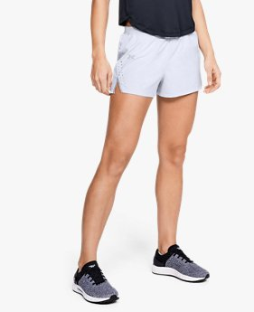 Damen UA Trainingsshorts