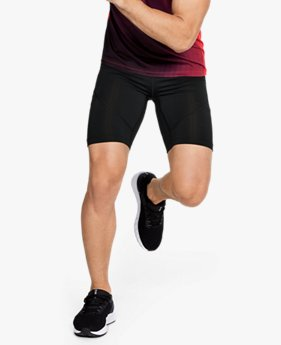 Herren UA RUSH™ Run ½ Tights