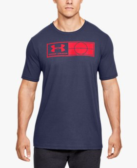 Men's UA Global Football Tag T-Shirt