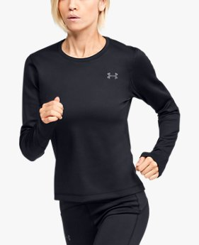 Women's UA Qualifier ColdGear® Long Sleeve