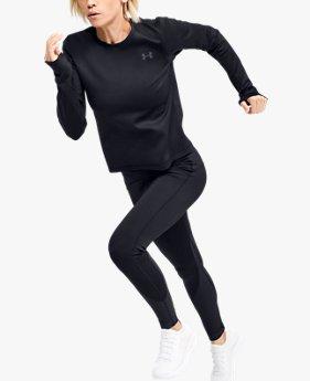 여성 UA 퀄리파이어 ColdGear® 긴팔