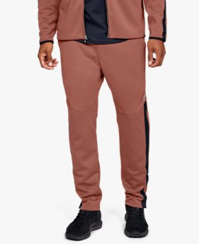 Men's UA Recover Knit Warm-Up Trousers