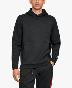 Sweat à capuche UA Recover Fleece Graphic pour homme