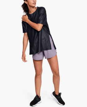 Women's UA Unstoppable Cire Side Slit Tunic