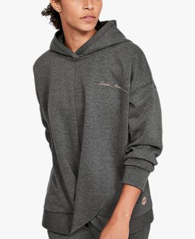 Women's UA RECOVER™ Fleece Wrap Pullover