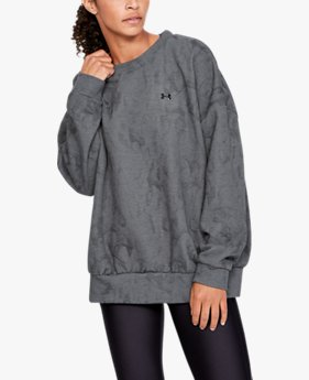 Women's UA Unstoppable Daytona Move Light Crew