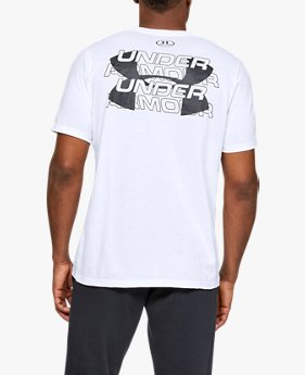 Men's UA Stacked Wordmark Short Sleeve