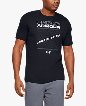 La collection Under Armour pour homme vous rend plus performant