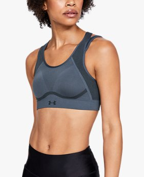 Women's UA Vanish Seamless Mid Sports Bra