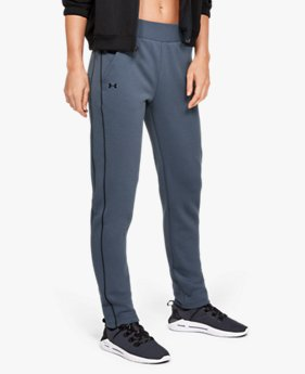 Women's UA Double Knit Track Pants