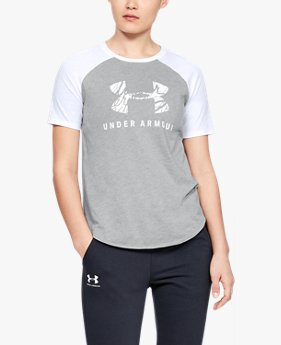 Women's UA Fit Kit Baseball T-Shirt