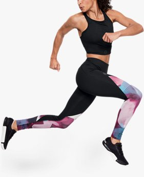 Women's UA RUSH™ Print Leggings