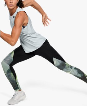 Women's UA RUSH™ Leggings Print