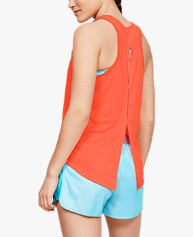 Women's UA Whisperlight Tie Back Tank