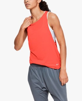 Women's UA Whisperlight Mesh Tank