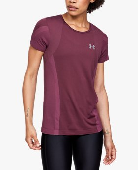 Women's UA Vanish Seamless Short Sleeve