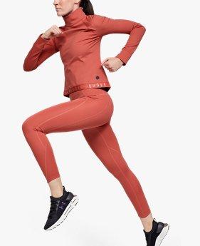 UAコールドギア ラッシュ ロングスリーブ(トレーニング/ベースレイヤー/WOMEN)