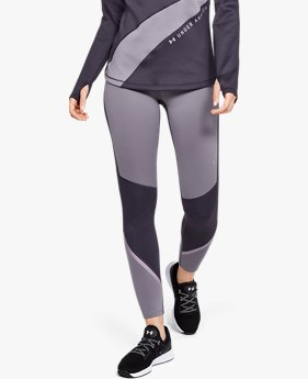 Legging ColdGear® Armour Graphic pour femme