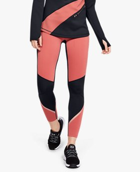 Damen ColdGear® Armour Leggings mit Grafik