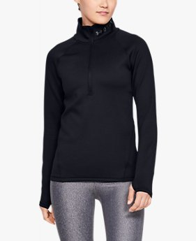 Women's ColdGear® Armour ½ Zip