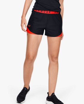 Women's UA Play Up Shorts 3.0