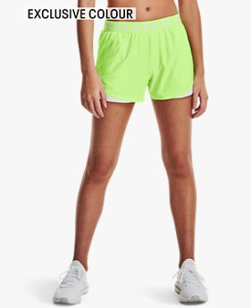 Short UA Play Up 3.0 pour femme