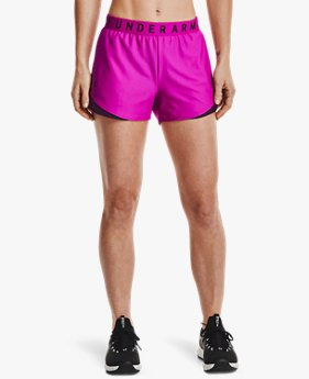 Damen UA Play Up Shorts 3.0