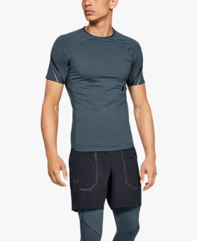 Men's UA RUSH™ Graphic Short Sleeve