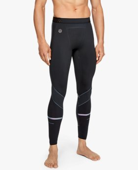Men's UA RUSH™ Graphic Leggings