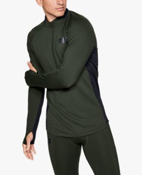 Men's UA Gametime ColdGear® ½ Zip