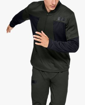 Men's UA Gametime Fleece ½ Zip