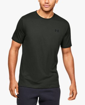 Playera UA Left Chest Lockup para Hombre