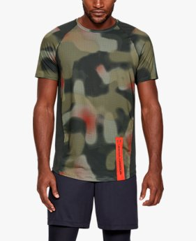 Men's UA MK-1 Printed Short Sleeve