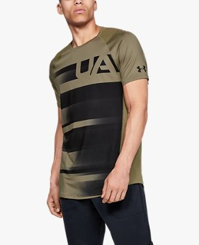 Herren UA MK-1 T-Shirt mit Sublimationsdruck
