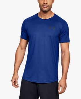 UA MK-1 ショートスリーブ エンボス(トレーニング/Tシャツ/MEN)