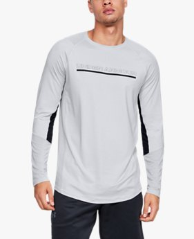 Men's UA MK-1 Wordmark Long Sleeve